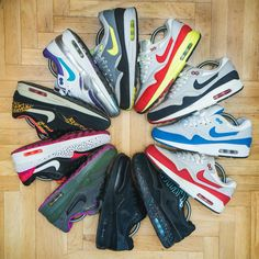 My Nike Air May 1 Collection