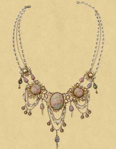 Michal Negrin ~ NECKLACE 12383