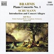 John J. Puccio at Classical Candor reviews Brahms: Piano Concerto No. 1, with Idil Biret, Antoni Wit, and the Polish NRSO on a Naxos CD.