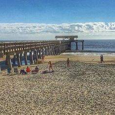 It doesn't get better than sunny days like this on Tybee Island! Days Like This, Tybee Island, Sunny Days, Heaven, Beach, Instagram Posts, Water, Outdoor, Gripe Water