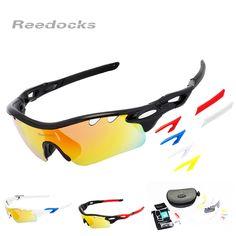 e573cb2ff01 More Than 30 DIY Types 5 Lens Polarized Cycling Brand Sun Glasses Men Women Outdoor  Sports Bicycle Eyewear Bike MTB Sunglasses