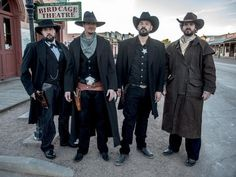 Ghost Adventures: Billy, Zak, Aaron and Jay return to Tombstone, Arizona.
