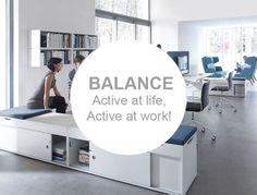 Balance by #MikomaxSmartOffice
