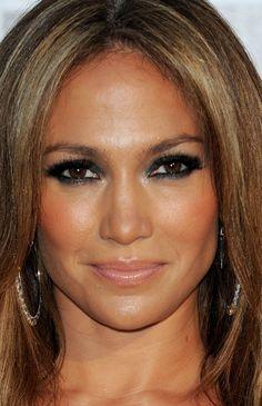 #jlo #jenniferlopez #makeup #face #beauty #celebmakeup #celeb