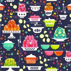 print & pattern - Kathleen Uno