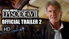 Star Wars Episode 7 VII Trailer 2 (Teaser German Deutsch) - YouTube