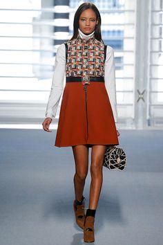 Louis Vuitton Colección Otoño-Invierno 2.014-2.015 Tendencia - Retro