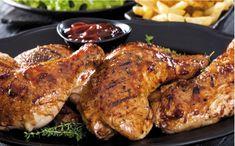 Recetario Tandoori Chicken, Bbq, Ethnic Recipes, Ideas, Food, Gastronomia, Vestidos, Food Art, Salsa Chicken