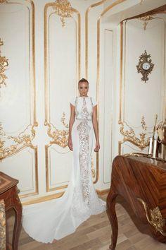 Dror Geva's Magical Bridal Dresses For 2015