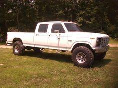 Ford 4x4, Ford Bronco, Cool Trucks, Pickup Trucks, Classic Ford Trucks, 4x4 Off Road, Ford Super Duty, Old Fords, Car Car