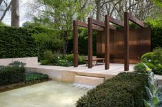 Patio design | Contemporary Garden