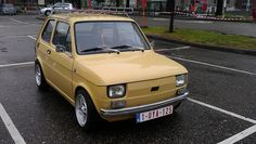 Fiat 126. #fiat #126