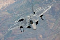 Wallpaper F Raptor Lockheed Martin stealth air superiority Military Jets, Military Aircraft, Military Weapons, Fighter Aircraft, Fighter Jets, Stealth Aircraft, Stealth Bomber, Raptors Wallpaper, Fly To Hawaii