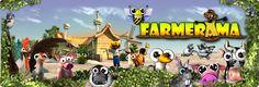 لعبة مزرعة راما ( Farm-e-rama-Game ): هي من افضل العاب مزارع Arabonlinegames