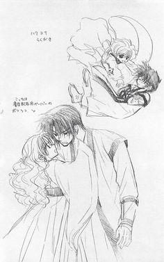 Hak x Yona- Yona of the Dawn/Akatsuki no Yona