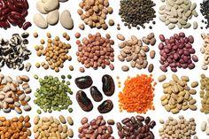 Know Your Legumes - beans peas lentils