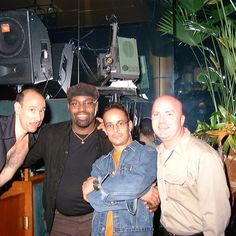 Frankie Knuckles' mentor Nicky Siano remembers forty years of friendship.