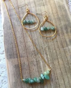 Jewelry Diy Pendants Aventurine Amethyst Rose Quartz Blue Howlite Chip Necklace and Earring Set Gemstone Crystal Gi. Jewelry Diy Pendants Aventurine Amethyst Rose Quartz Blue Howlite Chip Necklace and Earring Set Gemstone Crystal Gi Cute Jewelry, Diy Jewelry, Jewelry Sets, Beaded Jewelry, Jewelry Accessories, Jewelry Necklaces, Jewelry Design, Jewelry Making, Fashion Jewelry