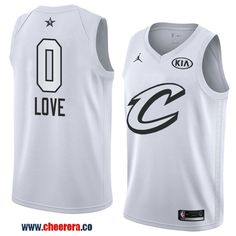 6e01082d7cf men s western conference cleveland cavaliers  0 kevin love white 2018 nba  all-star jersey