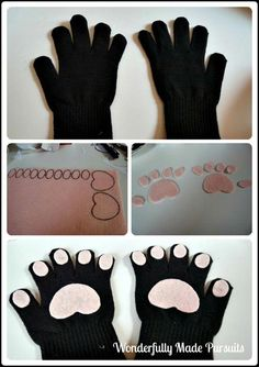 Would work great with a cat costume for Halloween if you are outside. Cat Tail Costume, Costume Chat, Cat Costume Kids, Baby Girl Cat Costume, Kitty Costume, Cheshire Cat Costume, Chat Halloween, Cute Halloween Costumes, Halloween Snacks