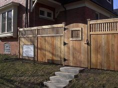 How To Build A Wooden Gate Professionally