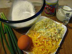 Cocina Costarricense: pan de queso Queso Cheddar, Empanadas, Muffins, Grains, Food And Drink, Eggs, Cheese, Breakfast, Cheese Bread