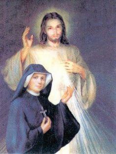 St Faustina Catholic Quotes, Catholic Art, Catholic Saints, Roman Catholic, Faustina Kowalska, St Faustina, Diario Santa Faustina, Divine Mercy Image, The Transfiguration