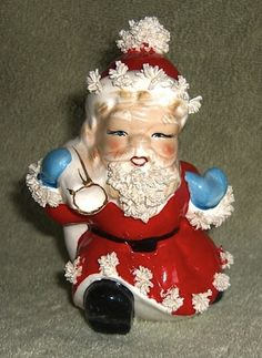Image from http://www.crazy4me.com/wp-content/uploads/2009/12/Vintage-1950s-Irice-Santa-Claus-Figurine.jpg.