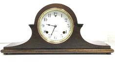 Antique Sessions Mantle Clock in a Wood Case by CreekLifeTreasures, $138.00