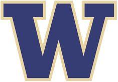 best sneakers 26773 c692c Washington Huskies Logo Pac-12 Conference W Logos, U Washington, Western  Washington,