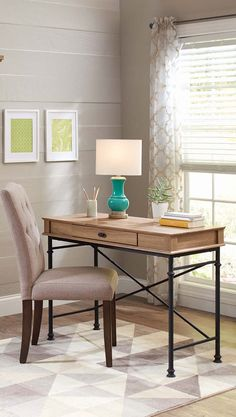 Better Homes And Gardens River Crest Console Desk