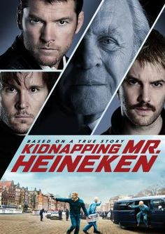 Kidnapping Mr. Heineken, Movie on DVD, Action Movies, Suspense Movies, movies coming soon, new movies in April