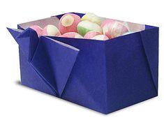 Origami Bird's box