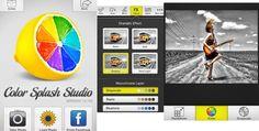 Colors Splash Studio, editor de fotografía para iPhone y iPad