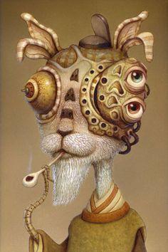Naoto Hattori. Japanese pop surrealism. | koikoikoi