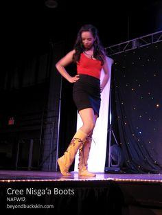 NAFW12 | Cree Nisga'a Boots