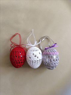 Crochet easter eggs to my BFsF ;)