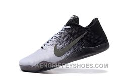 Now Buy 2016 Nike Kobe 11 XI Elite Low Mens Basketball Shoes White/Gray/Black Sneakers Online Cheap Save Up From Outlet Store at Lebronshoes. Basketball Tricks, Jordan Basketball Shoes, Basketball Jersey, Basketball Sneakers, Basketball Rules, Basketball Hoop, Basketball Outfits, Basketball Birthday, Basketball Scoreboard