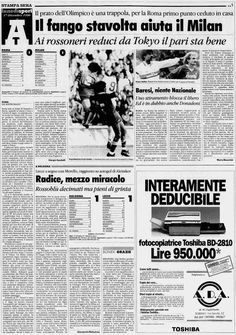 SCRIVOQUANDOVOGLIO: CALCIO SERIE A:13°GIORNATA (16/12/1990)
