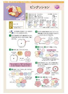 ピンクッション | 小物 | 手づくりレシピ | そーいんぐ.com
