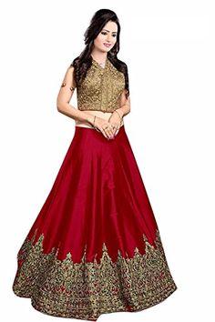 TeX Freedom women red cotton designer bollywood style lehenga /partywear lehenga/heavy embroidered lehenga/designer lehenga/ rakhi special