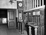 North Road station Booking Office