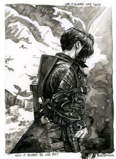 Bucky Barnes & The Winter Soldier