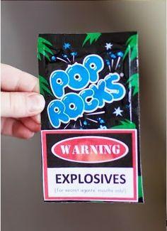Blue Zone: Spy/Secret Agent kids party