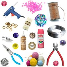 TIP: Best places to buy craft supplies online! :)