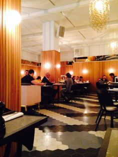 Hoi Polloi in Shoreditch, Greater London