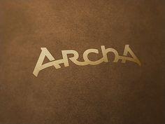 https://flic.kr/p/yac39H   archa logo concept   logo rebrand design concept for ARCHA - chains of restaurants in Most / Czech Republic. Created by Petr Barak, malbardesign.com