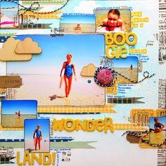 "Chantal Vandenberg ""Boogie Board"""