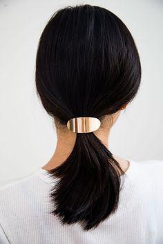 Naya Gold Hair Tie
