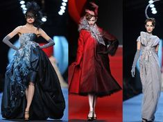 Christian Dior, haute couture spring 2011, love all the ombre